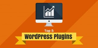 Top 5 WordPress plugin