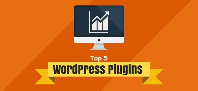 Top 5 WordPress plugin