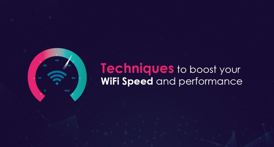 boost your WiFi speed and performance