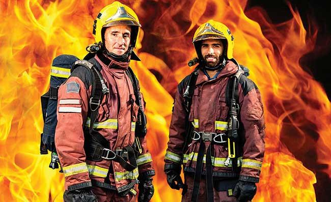 Flame Retardant Fabrics 1