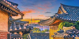 Tourists Attractions in South Korea