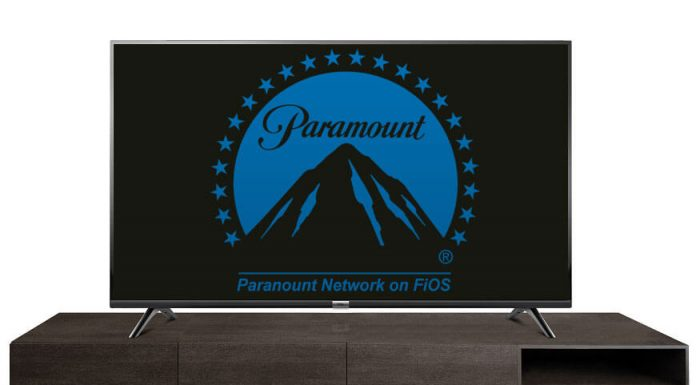 paramount network on Fios