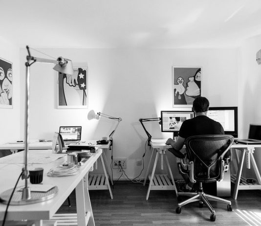 Freelancer Home Office