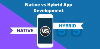 Native vs Hybrid App Development
