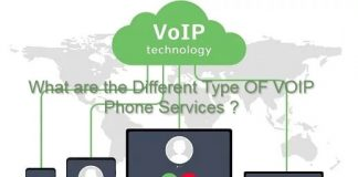 Type OF VOIP Phone Services