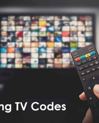 Samsung TV Codes