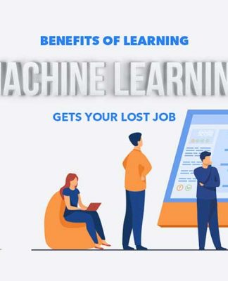 benefits of learning machine learning gets your job