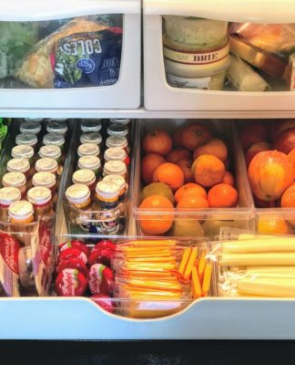 health snacks options