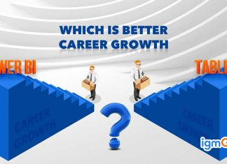which is a better career growth