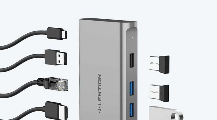 USB-C-Multiport