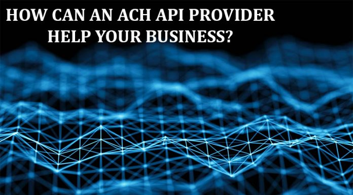 ACH API Provider