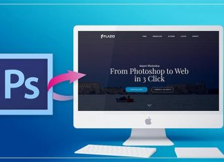Converting from PSD to HTML