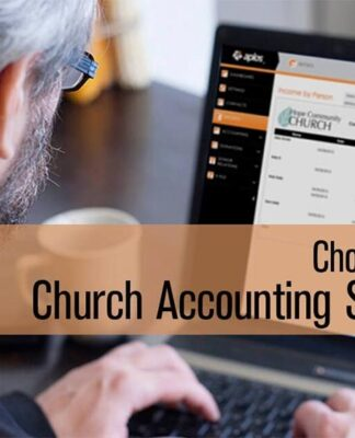 Church Accounting Software