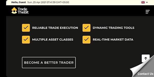 As-a-trading-platform