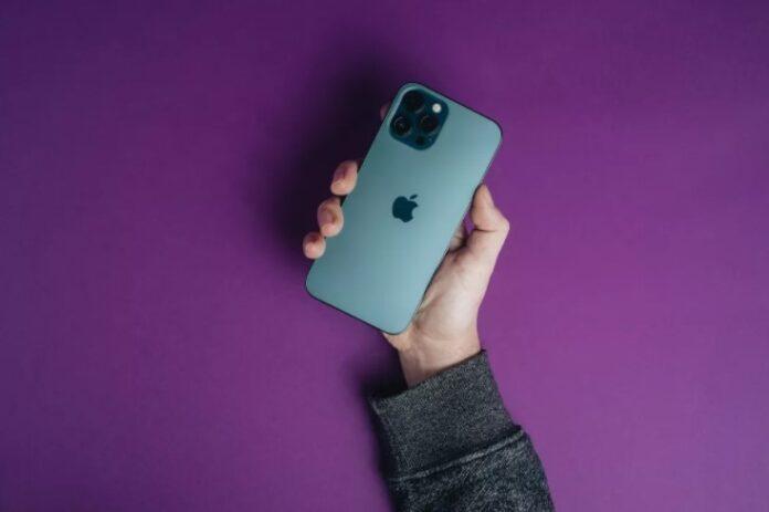 iPhone 12 phone