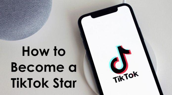 Become a TikTok Star